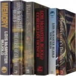 Lois McMaster Bujold. Collected works of 38 books