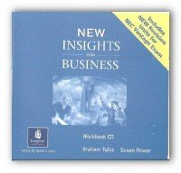Tullis Graham, Trappe Tonya - New Insights into Business Workbook CD (Audiobook)