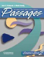 Jack C. Richards, Chuck Sandy - Passages 2 (Student's book + Audio, Teacher's manual)